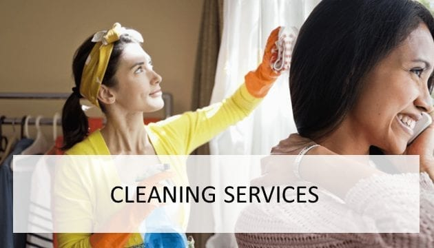 Cleaning Services Niche